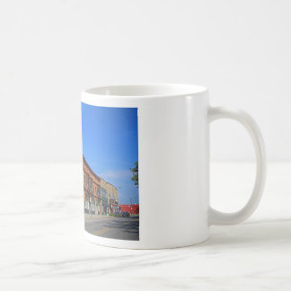 Adams and 18th coffee mug
