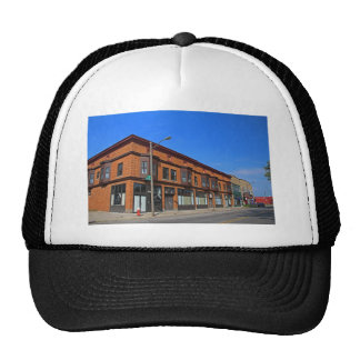 Adams and 18th trucker hat