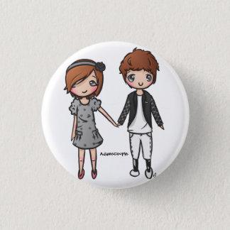 Adams Couple Button