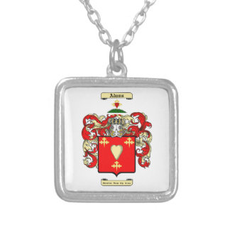 Adams (ireland) silver plated necklace