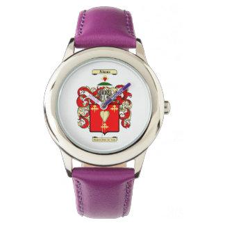 Adams (ireland) wrist watches