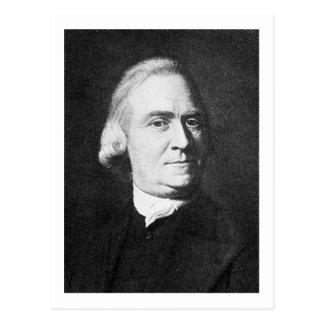 Adams ~ Samuel Adams 1722 - 1803 Postcard
