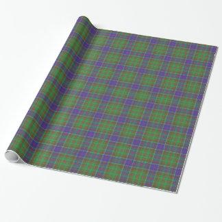 Adams Tartan Wrapping Paper