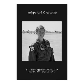 Adapt & Overcome Poster