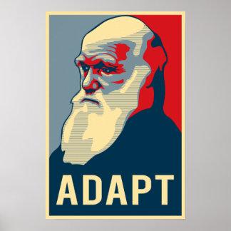 Adaptez Poster