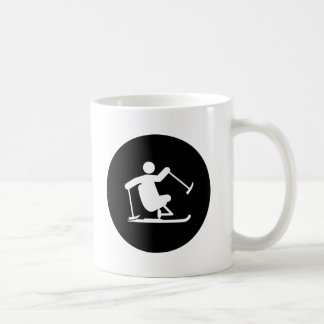 Adaptive Skiing Coffee Mug