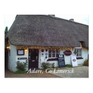 Adare, Co Limerick Postcard