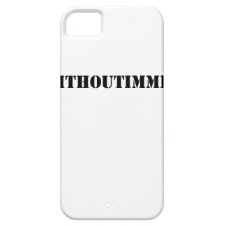 #adaywithoutimmigrants case for the iPhone 5