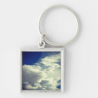 Add a Square Photo Keychain