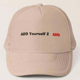 ADD  Heat Trucker Hat