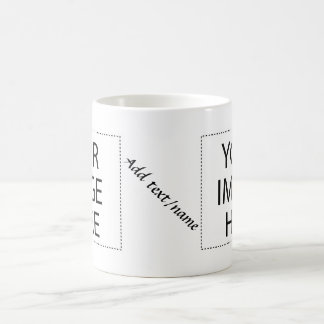Add image and/or text to products coffee mug