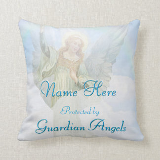 Add Name |Guardian Angel Pillow
