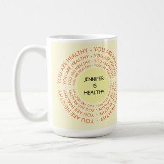 Add Name RX Mug for Health