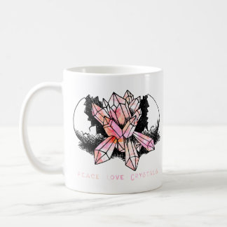 Add Name To Crystal Drawing Coffee Mug