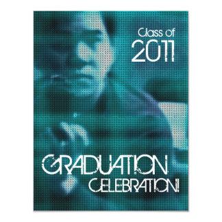 Add Photo Class of 2011 Invitation Sci fi 1