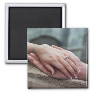 Add Photo Save the Date Proposal Engagement Magnet