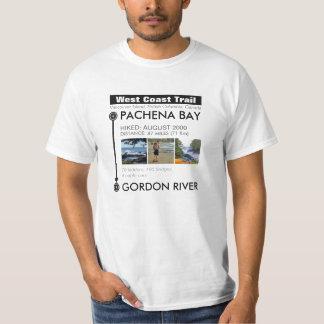 Add photos & date: West Coast Trail T-Shirt