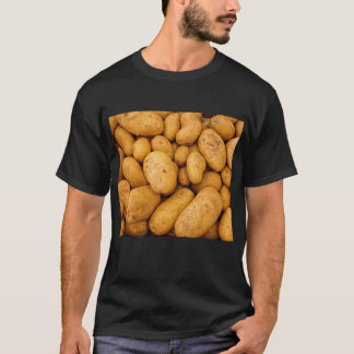 #Add Potatoes Improve Anything T-Shirt