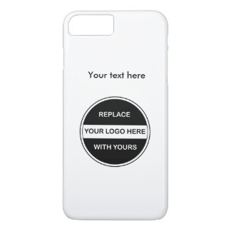 Add Your Business Logo iPhone 8 Plus/7 Plus Case