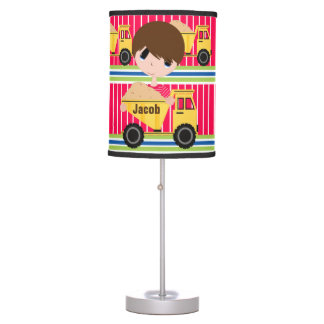 Add Your Child's Name - Table Lamp