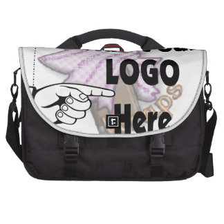 Add Your Company LOGO as Client or Employee Gifts Bags For Laptop
