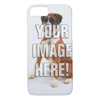 Add your dog photo iPhone 7 case