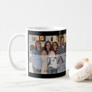 Add Your Family Photo to Personalize this Mug