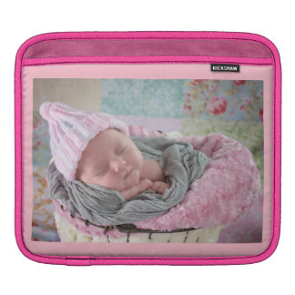Add your Favorite Photo to this Pink ipad case