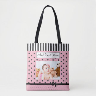 Add your Favorite Picture to this Personalized Bag