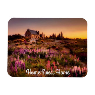 Add Your Home Photo Magnet