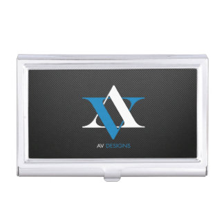 Add your logo business card cases