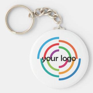 ADD Your LOGO CUSTOM company business CORPORATE Keychain