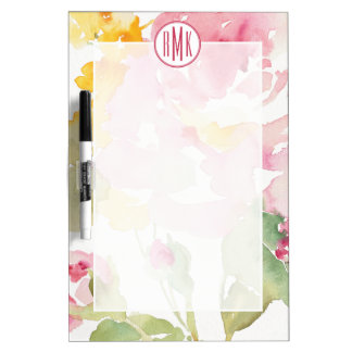 Add Your Monogram | Mid July Dry Erase Whiteboard
