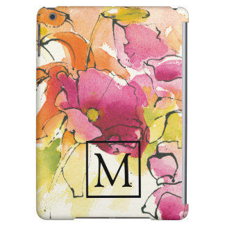 Add Your Monogram   Pattys Plum Case For iPad Air