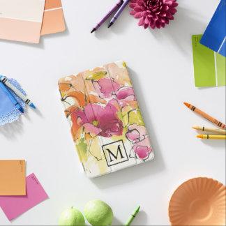 Add Your Monogram   Pattys Plum iPad Mini Cover