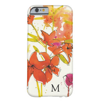Add Your Monogram | The Plum of Patty Barely There iPhone 6 Case