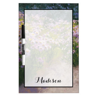 Add Your Name | Buckhorn Aster Show Dry Erase White Board