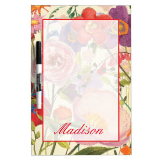 Add Your Name | Couleur Printemps Dry-Erase Board