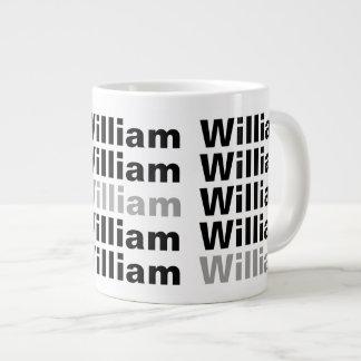 Add Your Name Customizable 2 Large Coffee Mug