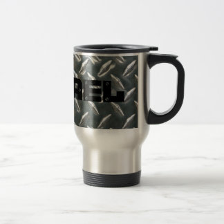 Add Your Name! Metal Worker or Mechanic Travel Mug