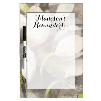 Add Your Name | Tulip Delight II Dry Erase Board