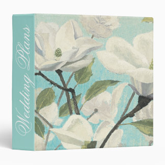 Add Your Name | White Blossoms from the South Binder