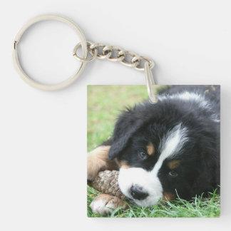 Add your own beautiful full photo keepsake keychain