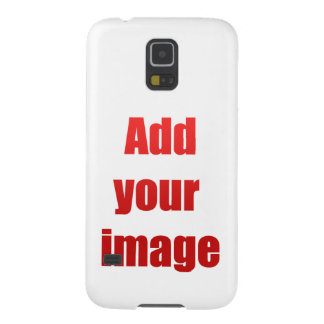 Add your own image galaxy s5 cases