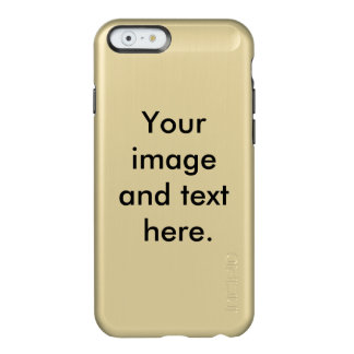 Add your own image, photo, art, and words incipio feather® shine iPhone 6 case
