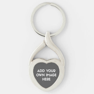 Add Your Own Image/Photo Keychain