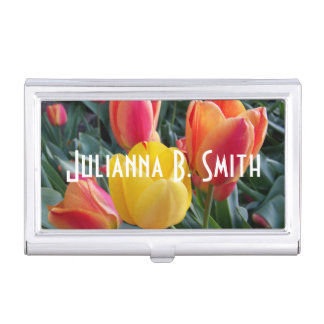 Add Your Own Photo Business Card Holder