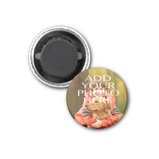 Add Your Own Photo Custom Personalized Magnet