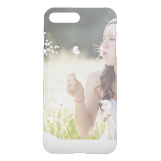 Add your own photo instagram upload custom clear iPhone 8 plus/7 plus case