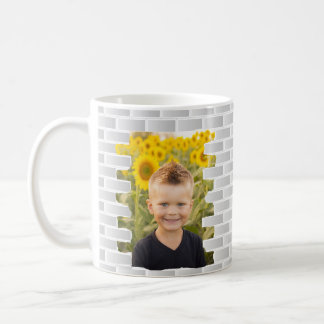 ADD YOUR OWN PHOTO OR TEXT COFFEE MUG